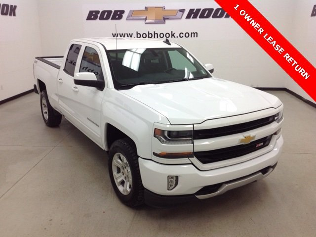 2016 Silverado 1500 Double Cab 4x4 Pickup #14856P - photo 1
