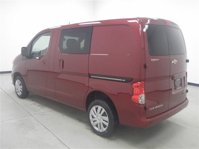 2015 City Express, Cargo Van #150800 - photo 4