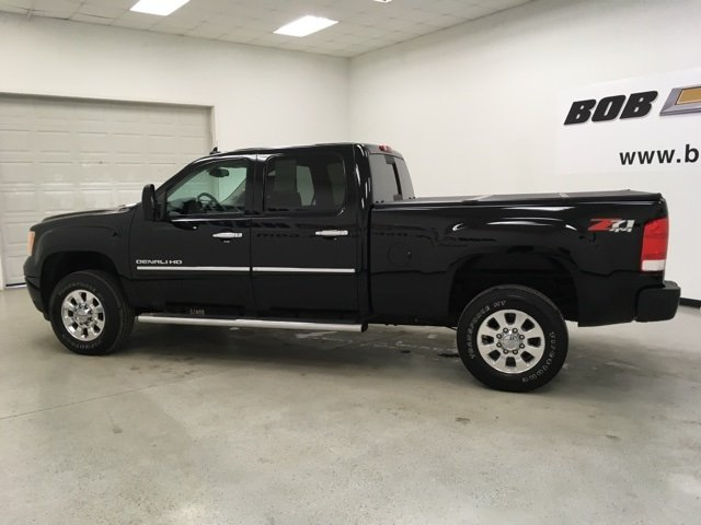 2014 Sierra 3500 Crew Cab 4x4, Pickup #15109P - photo 6