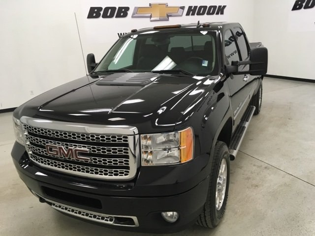 2014 Sierra 3500 Crew Cab 4x4, Pickup #15109P - photo 7