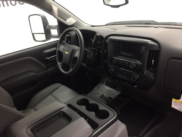 2015 Silverado 3500 Double Cab 4x4, CM Truck Beds Platform Body #151311 - photo 10