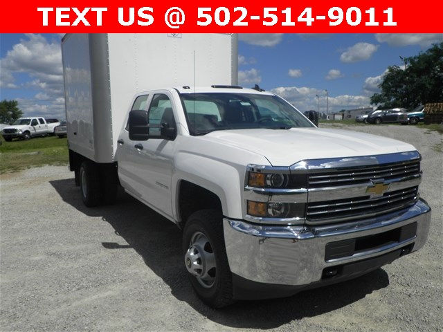 2015 Silverado 3500 Double Cab 4x4, Hercules Dry Freight #151311 - photo 21