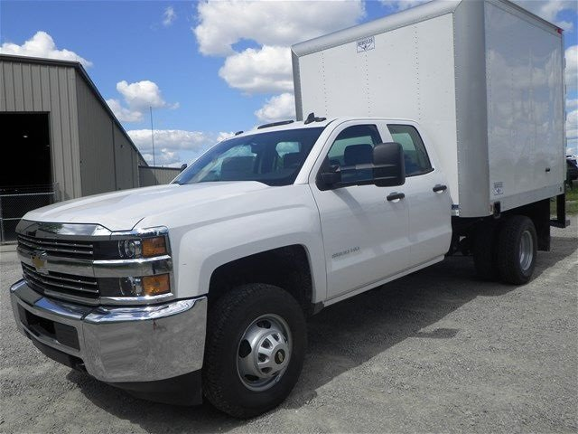 2015 Silverado 3500 Double Cab 4x4, Hercules Dry Freight #151311 - photo 22