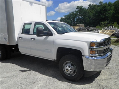 2015 Silverado 3500 Double Cab 4x4, Hercules Dry Freight #151311 - photo 5