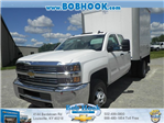 2015 Silverado 3500 Double Cab 4x4, Hercules Dry Freight #151311 - photo 1