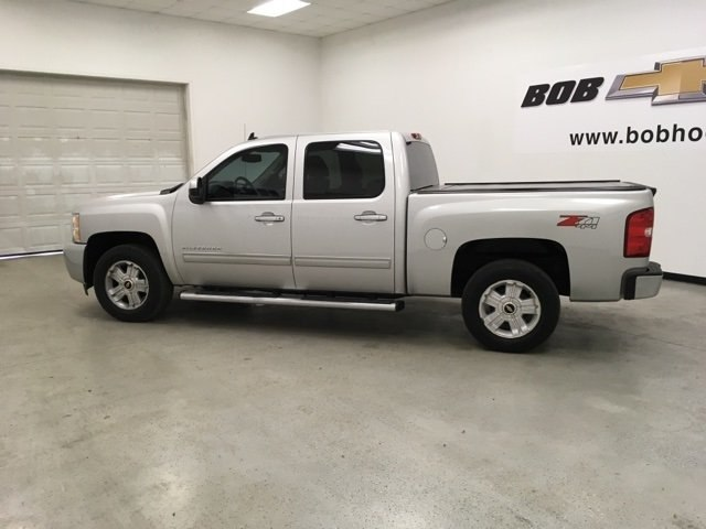 2011 Silverado 1500 Crew Cab 4x4,  Pickup #15219PA - photo 6