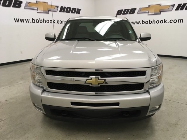 2011 Silverado 1500 Crew Cab 4x4,  Pickup #15219PA - photo 8