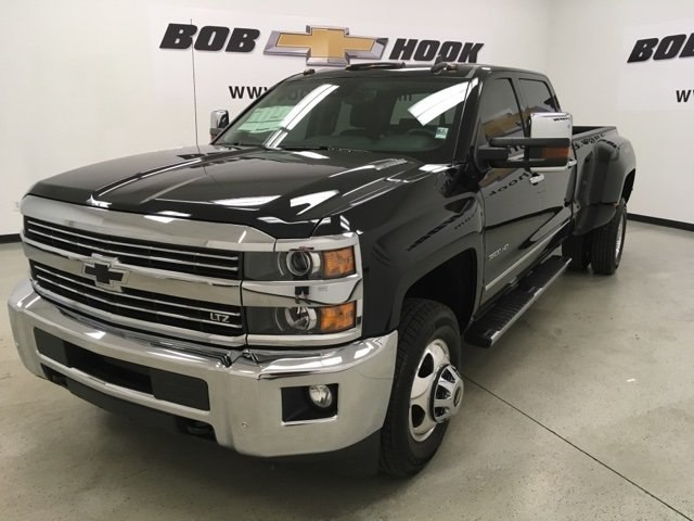 2016 Silverado 3500 Crew Cab 4x4, Pickup #15258P - photo 7