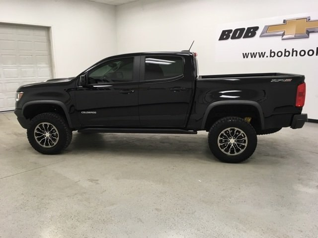 2017 Colorado Crew Cab 4x4, Pickup #15261PA - photo 6
