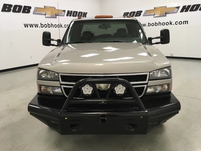 2006 Silverado 3500 Crew Cab 4x4,  Pickup #15285PB - photo 8