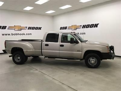 2006 Silverado 3500 Crew Cab 4x4,  Pickup #15285PB - photo 2