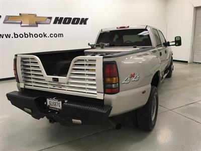 2006 Silverado 3500 Crew Cab 4x4,  Pickup #15285PB - photo 3