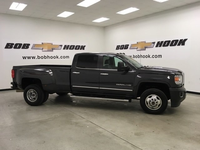 2015 Sierra 3500 Crew Cab 4x4,  Pickup #15315P - photo 3