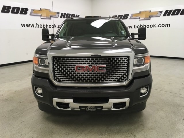 2015 Sierra 3500 Crew Cab 4x4,  Pickup #15315P - photo 8