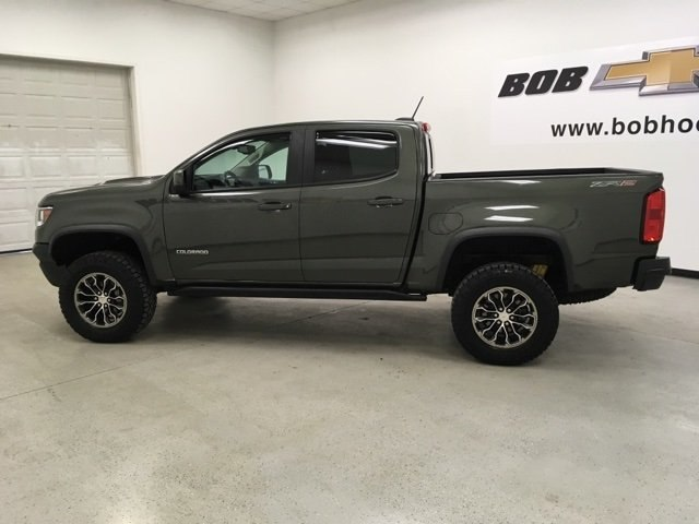 2017 Colorado Crew Cab 4x4,  Pickup #15387P - photo 6