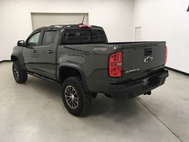 2017 Colorado Crew Cab 4x4,  Pickup #15387P - photo 5