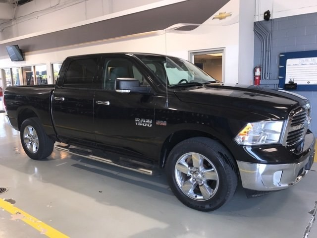 2015 Ram 1500 Crew Cab 4x4,  Pickup #15388P - photo 3