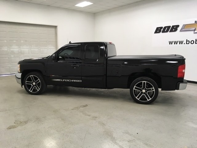 2013 Silverado 1500 Double Cab 4x2,  Pickup #15408P - photo 6