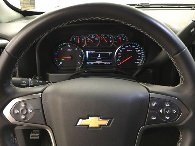 2016 Silverado 1500 Double Cab 4x4,  Pickup #15432P - photo 20