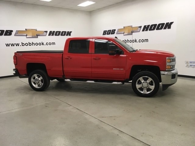 2016 Silverado 2500 Crew Cab 4x4,  Pickup #15447PB - photo 4