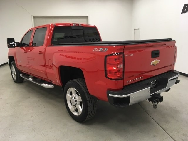 2016 Silverado 2500 Crew Cab 4x4,  Pickup #15447PB - photo 5