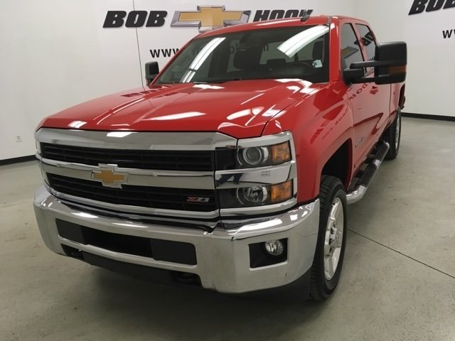 2016 Silverado 2500 Crew Cab 4x4,  Pickup #15447PB - photo 7