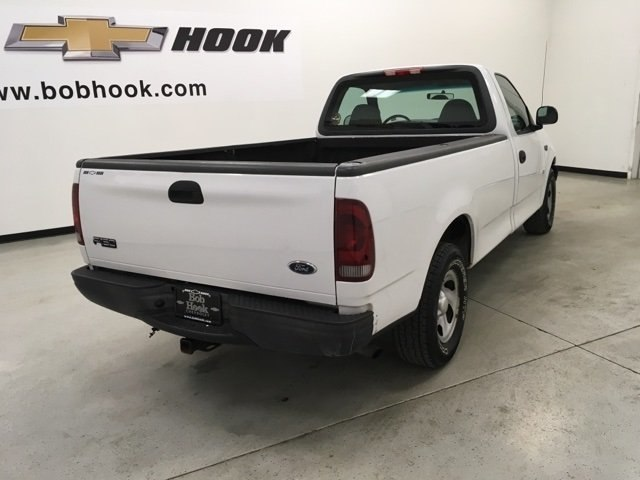 2002 F-150 Regular Cab 4x2,  Pickup #15453P - photo 2