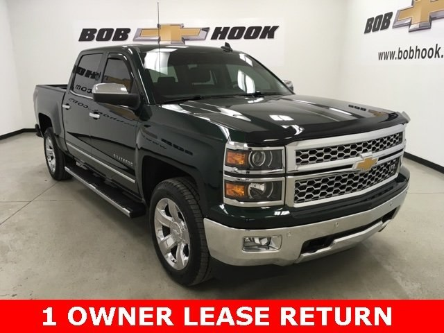 2015 Silverado 1500 Crew Cab 4x4,  Pickup #15456P - photo 1