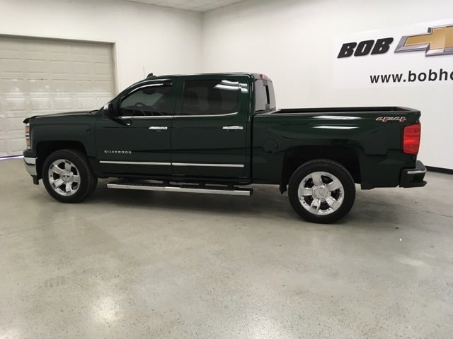 2015 Silverado 1500 Crew Cab 4x4,  Pickup #15456P - photo 6