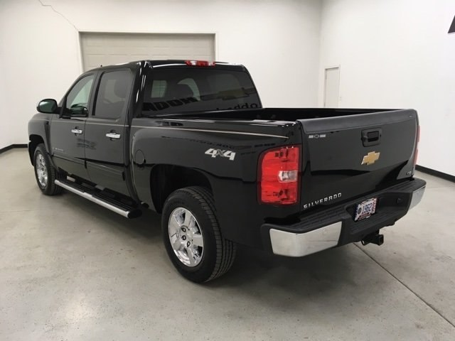 2012 Silverado 1500 Crew Cab 4x4,  Pickup #15493PA - photo 5