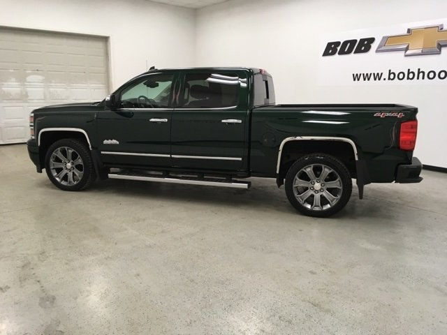2015 Silverado 1500 Crew Cab 4x4,  Pickup #15539P - photo 6