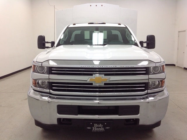 2016 Silverado 3500 Regular Cab 4x4, Palfinger Service Body #160769 - photo 6