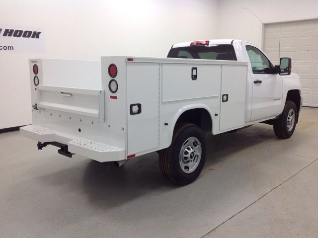 2016 Silverado 2500 Regular Cab, Knapheide Service Body #161067 - photo 2