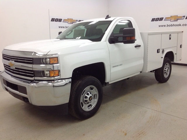 2016 Silverado 2500 Regular Cab, Knapheide Service Body #161067 - photo 6