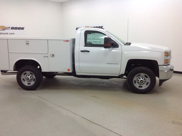 2016 Silverado 2500 Regular Cab, Reading Service Body #161074 - photo 3