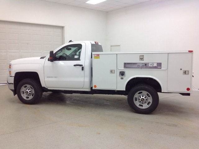 2016 Silverado 2500 Regular Cab, Reading Service Body #161074 - photo 6