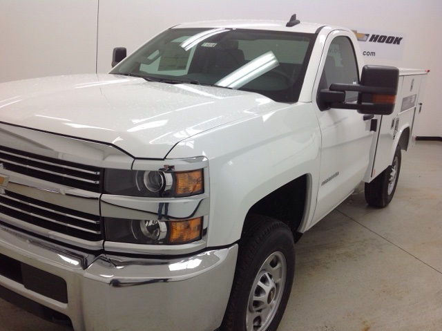 2016 Silverado 2500 Regular Cab, Reading Service Body #161074 - photo 7