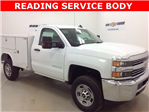 2016 Silverado 2500 Regular Cab, Reading Service Body #161074 - photo 1