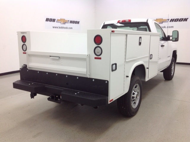 2016 Silverado 2500 Regular Cab, Knapheide Service Body #161098 - photo 2