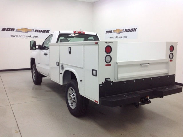 2016 Silverado 2500 Regular Cab, Knapheide Service Body #161098 - photo 5