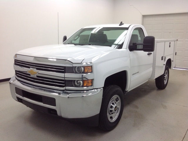 2016 Silverado 2500 Regular Cab, Knapheide Service Body #161098 - photo 6
