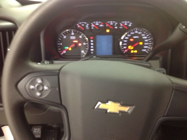 2016 Silverado 3500 Regular Cab, Knapheide Service Body #161099 - photo 10