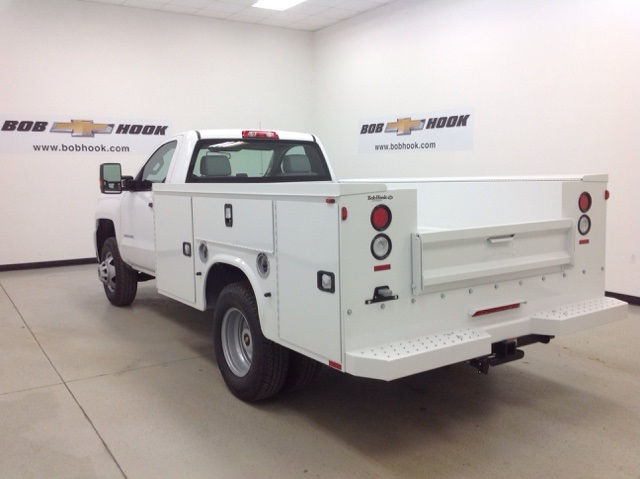 2016 Silverado 3500 Regular Cab, Knapheide Service Body #161099 - photo 5