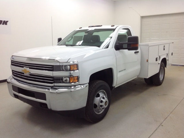 2016 Silverado 3500 Regular Cab, Knapheide Service Body #161099 - photo 6