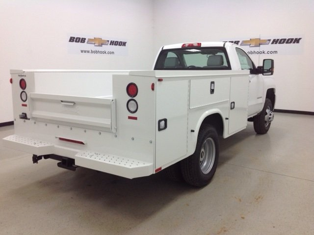 2016 Silverado 3500 Regular Cab DRW, Knapheide Service Body #161099 - photo 2