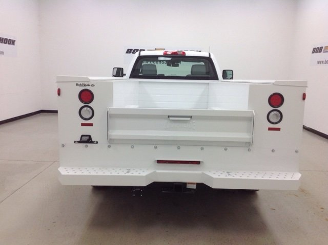 2016 Silverado 3500 Regular Cab DRW, Knapheide Service Body #161099 - photo 3
