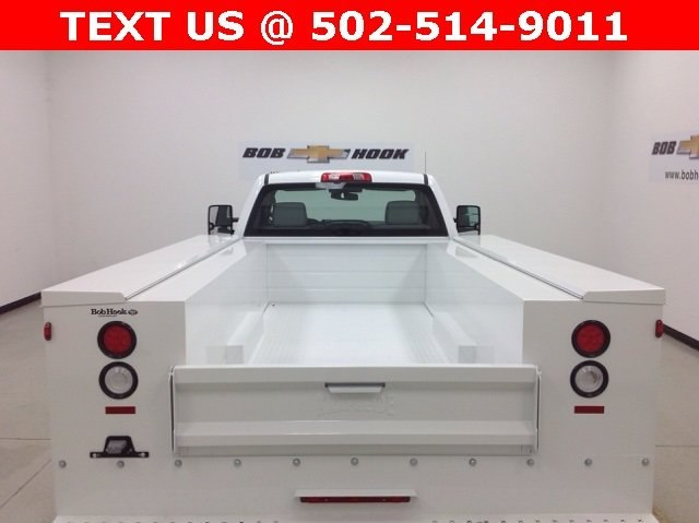 2016 Silverado 3500 Regular Cab DRW, Knapheide Service Body #161099 - photo 4