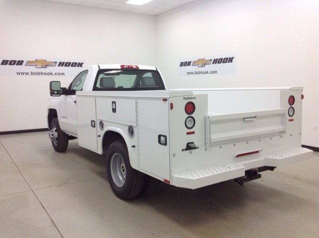 2016 Silverado 3500 Regular Cab DRW, Knapheide Service Body #161099 - photo 5