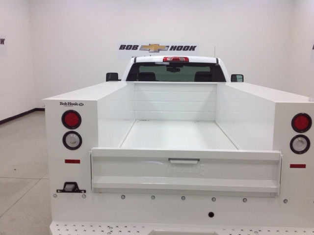 2016 Silverado 2500 Regular Cab, Knapheide Service Body #161111 - photo 4