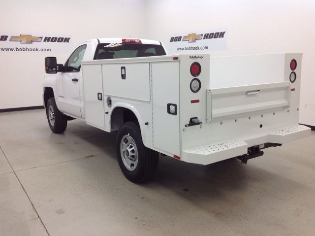 2016 Silverado 2500 Regular Cab, Knapheide Service Body #161111 - photo 5